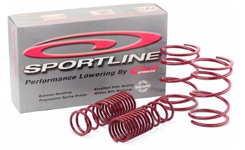 Eibach Springs Sportline Performance Lowering Kit