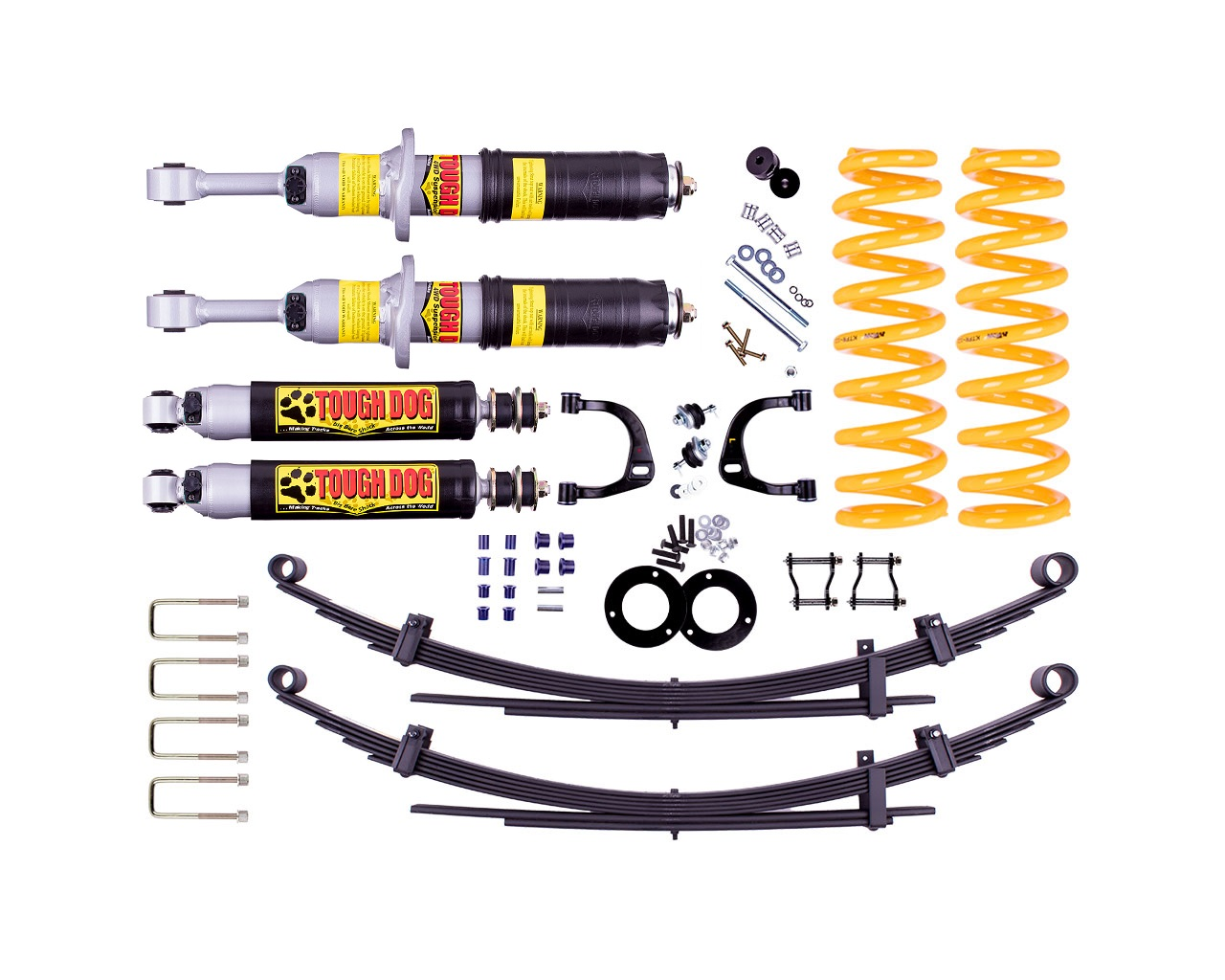 Tough Dog Lift Kit with Shocks and Leaf Springs